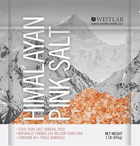 lbs Westlab Himalayan Pink Salt