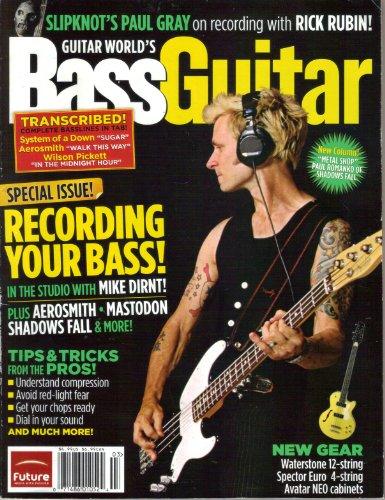 Guitar World's Bass Guitar Magazine (March, 2006) (ISSN 1543-3528) (Euro Spector Bass)
