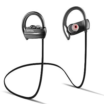 yobola Ultra-Longue Autonomie Écouteurs Bluetooth