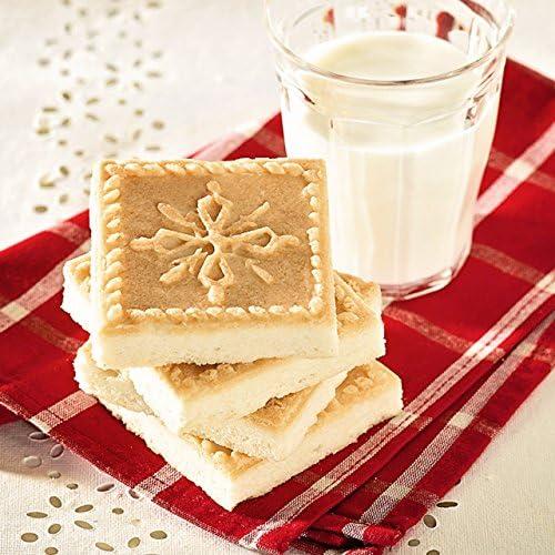 Nordic Ware Snowflake Shortbread Pan
