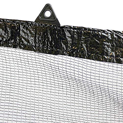Swimline 15 x 30 Foot Oval Above Ground Swimming Pool Leaf Net Cover | CO91224