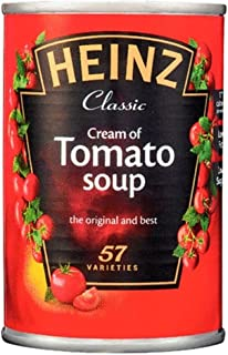 product image for Heinz Classic Cream of Tomato Soup (400g) - Pack of 6