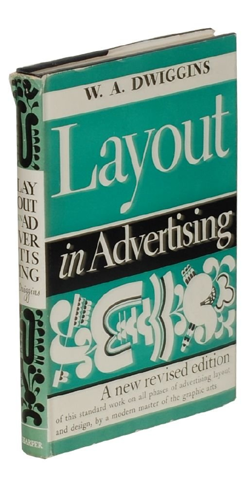 Layout In Advertising W A Dwiggins Amazon Books