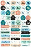 Essentials Mom's Planner Stickers