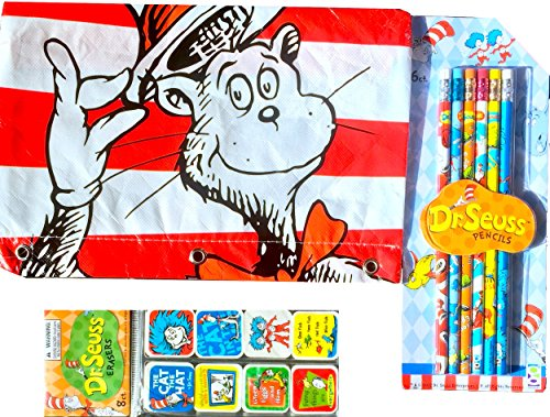 Dr Seuss Arts and Crafts Gift Set