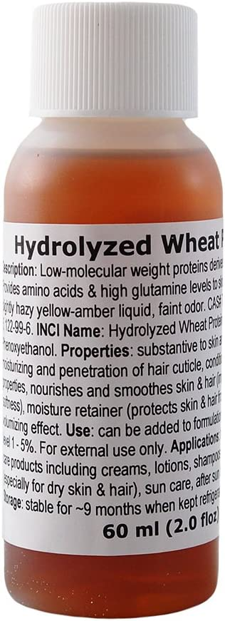 Proteínas de trigo, hydrolyzed – 2.0 ml/60 ml