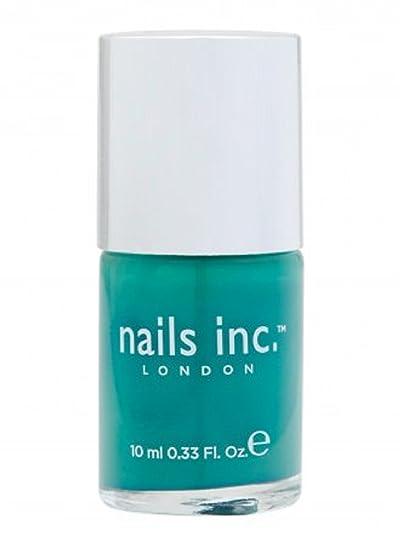 Amazon.com : Nails Inc. Nail Polish Knightsbridge Green : Beauty