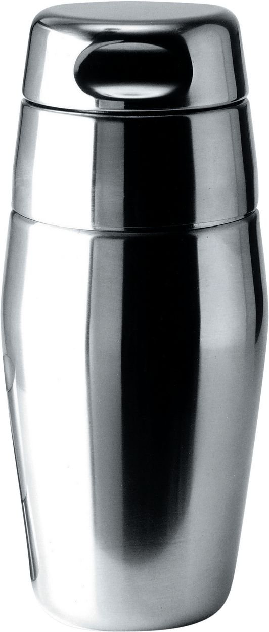 Alessi 17-3/4-Ounce Cocktail Shaker, Mirror Polish Finish