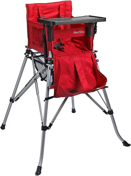 FemStar Fem One2Stay 2.0 Chaise haute pliante avec ceinture de s/écurit/é 5 points