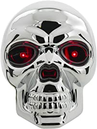 Bully CR-018 LED Skull Hitch Cover