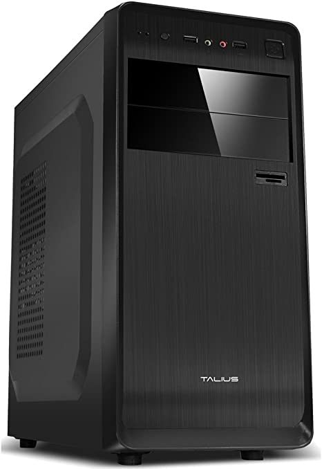 Talius Caja ATX Montana, 1x USB 3.0, 1x USB2.0, Fuente 500W ...