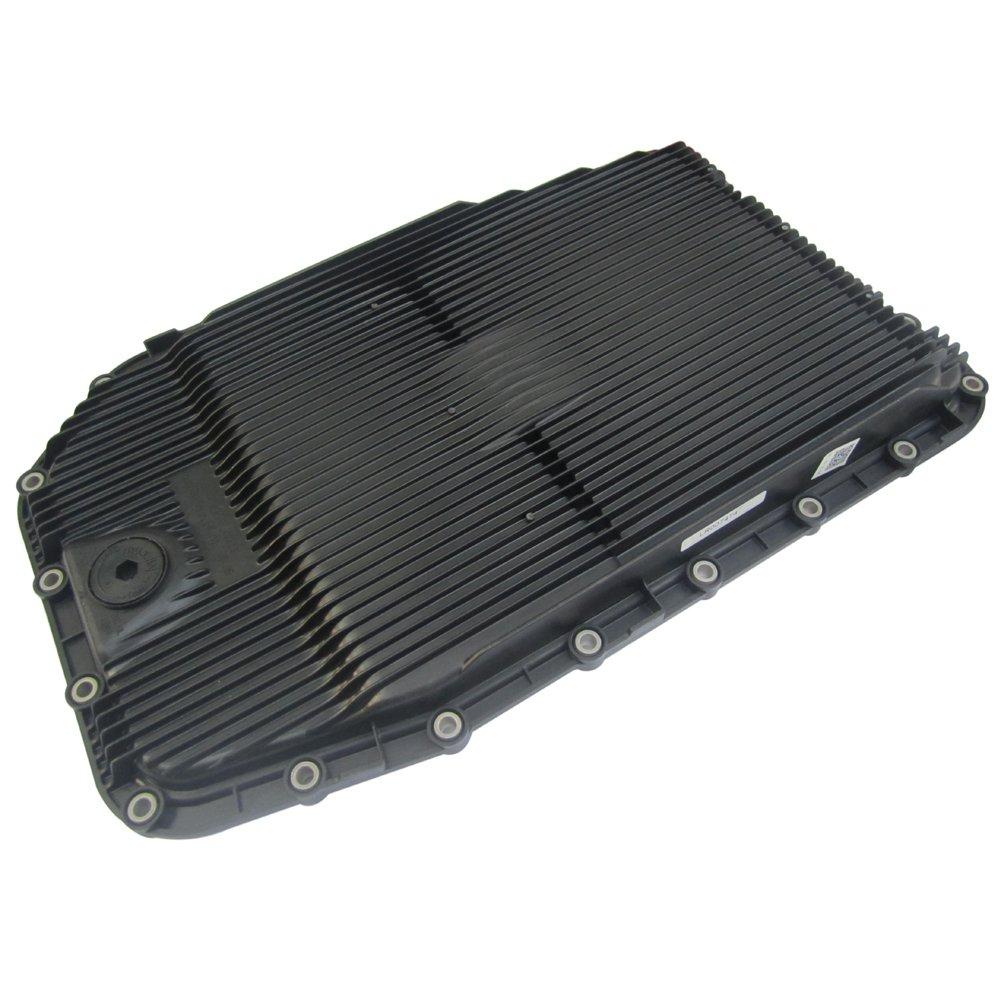 JSD LR007474 Engine 6HP26 Auto Transmission Oil Pan + Filter + Gasket for BMW Land Rover Jaguar 24152333903 JSD AUTOPARTS