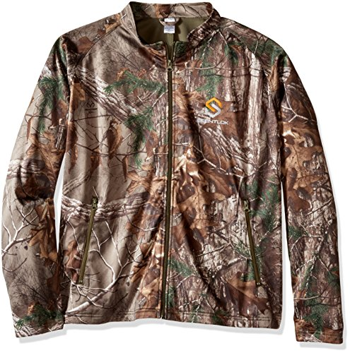 Scent-Lok Men's Lightweight Jacket, Realtree Xtra, Large