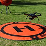 Hoodman Drone Launch Pad (5 Diameter) by Hoodman
