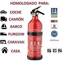 Extintores para coche
