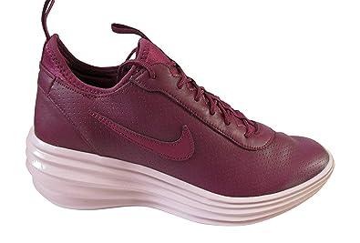 pretty nice 63fa1 c8ee1 Image Unavailable. Image not available for. Colour  Nike Lunarelite Sky Hi  LTHR Women s Shoes ...