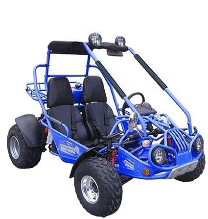 Amazon com: TrailMaster 150 XRX Kart Orange: Automotive