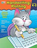 img - for Handwriting: Printing Workbook (Brighter Child: Grades K-2) book / textbook / text book