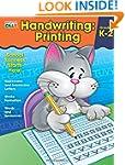 Handwriting: Printing Workbook (Brigh...