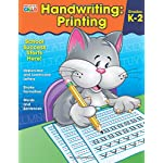 Handwriting: Printing Workbook (Brighter Child: Grades K-2)