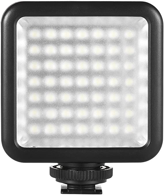 Paneld Luz LED Andoer Antorcha Led Video 49pcs Ultra Fino 3200K ...