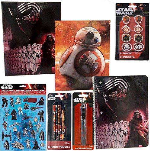 Star Wars School Supplies Bundle