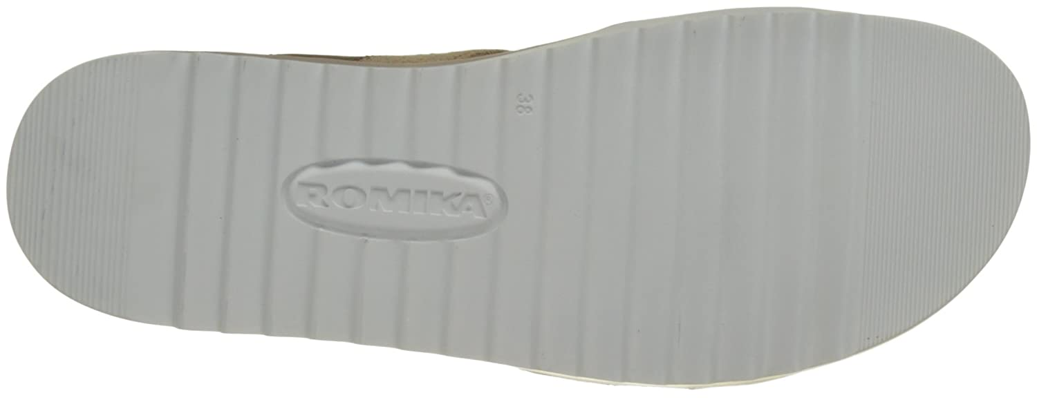 Romika Hollywood Damen Hollywood Romika 01 Pantoletten Marron (Braun-kombi) 5ba9c8