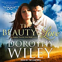 THE BEAUTY OF LOVE: AMERICAN WILDERNESS SERIES, BOOK 6
