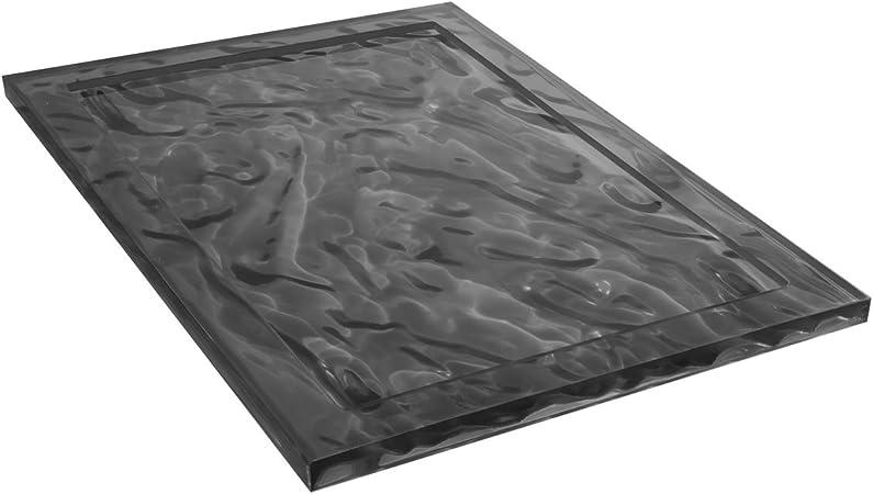Kartell 1210VF Tablett Dune - Bandeja, Color Negro: Amazon.es: Hogar