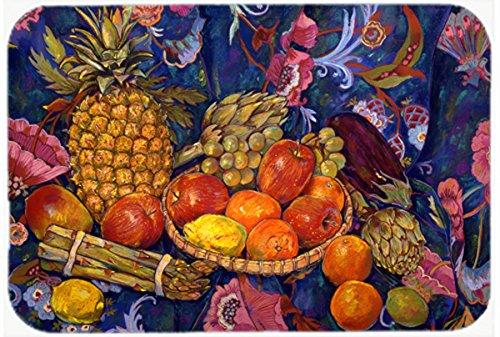 Multicolor 24 H x 36 W Carolines Treasures DND0018JCMTFruit /& Vegetables by Neil Drury Kitchen or Bath Mat