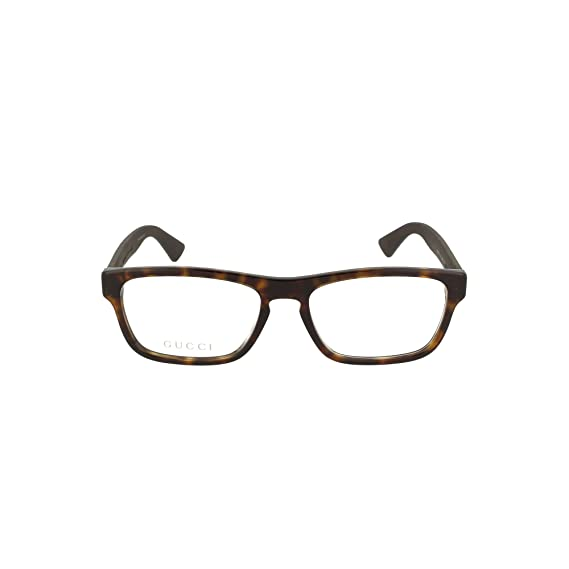 f769f62f85 Image Unavailable. Image not available for. Colour  Gucci GG0174O Frames Men