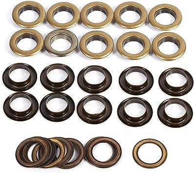 1200# 14mm Herramienta para Perforar Orificios para Ojales 4//12//14//17//20 mm Herramienta para Perforar Orificios para Ojales