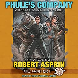 Phule's Company by Robert Asprin science fiction book reviews