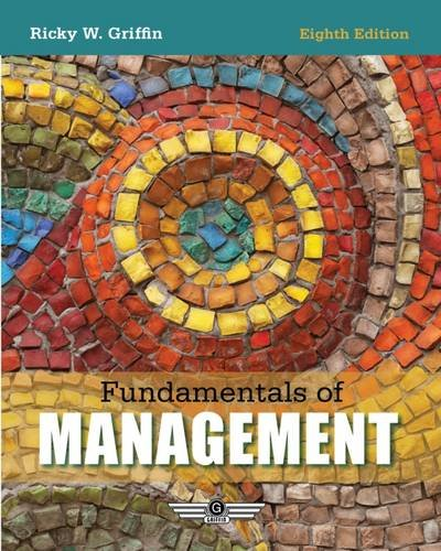 1285849043 - Fundamentals of Management