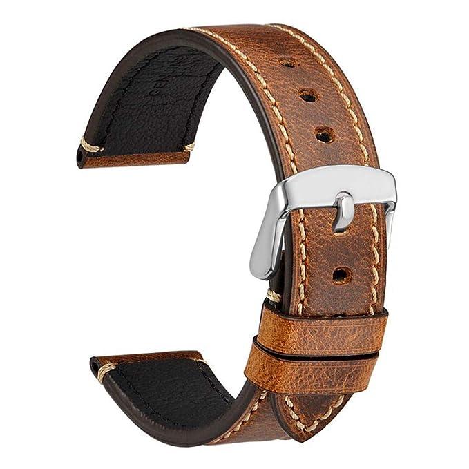 1 opinioni per WOCCI Cinturini per orologio con fibbia