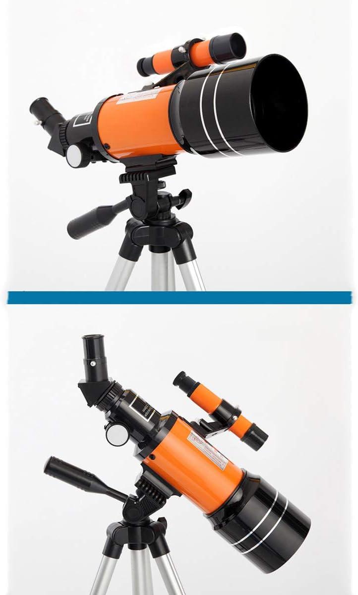 KAR HD Profesional Telescopio Astron/ómico Visi/ón Nocturna Espacio Estrella Profunda Vista A La Luna 10000Monocular Telescopio