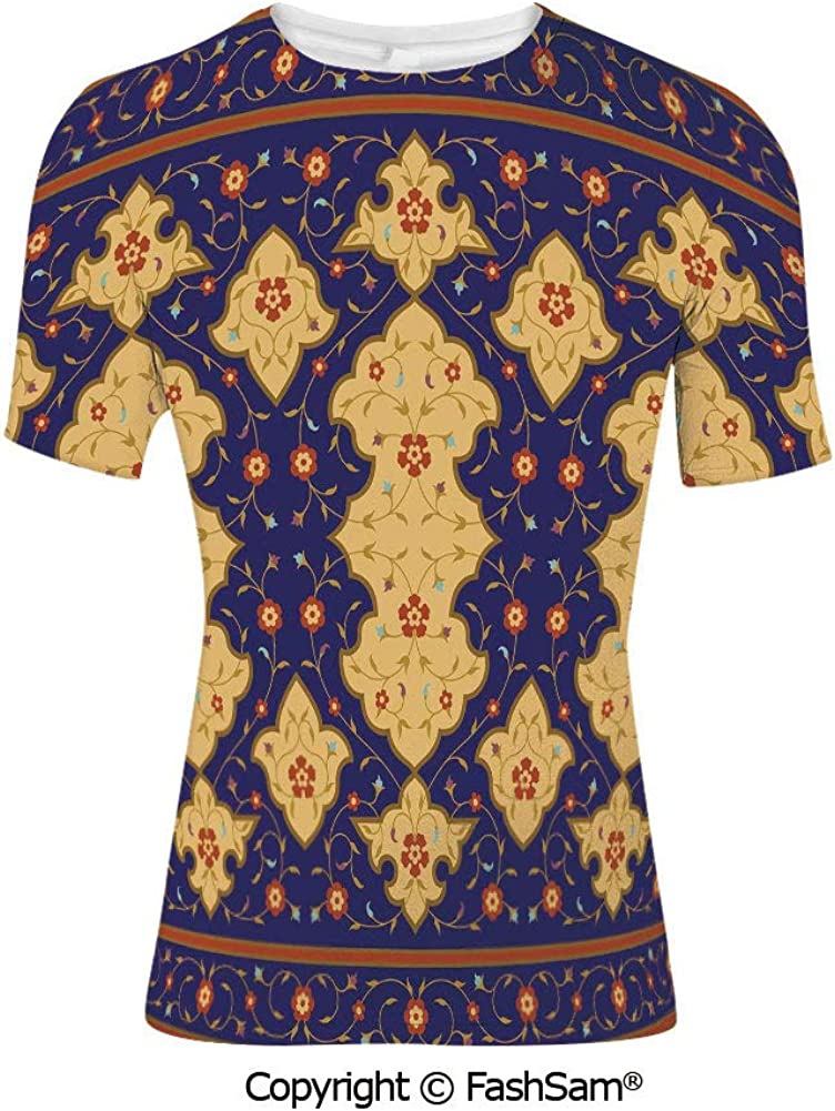 T Shirts Traditional Arabian Architecture in Doha Qatar Middle East Oriental LAN