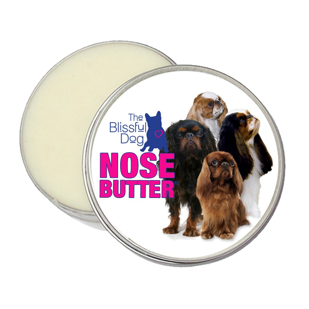 The Blissful Dog English Toy Spaniel Nose Butter, 4-Ounce