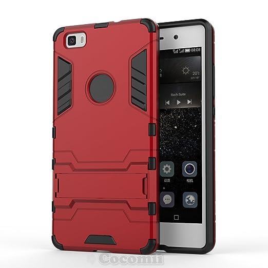 7 opinioni per Huawei P8 lite Custodia, Cocomii Iron Man Armor NEW [Heavy Duty] Premium