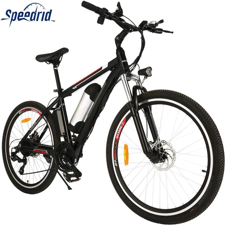 Speedrid bicicleta eléctrica