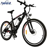 Speedrid 26 Electric Bike for Adults, Electric Mountain Bike/Electric Commuting Bike with 36V 8Ah Battery, and…