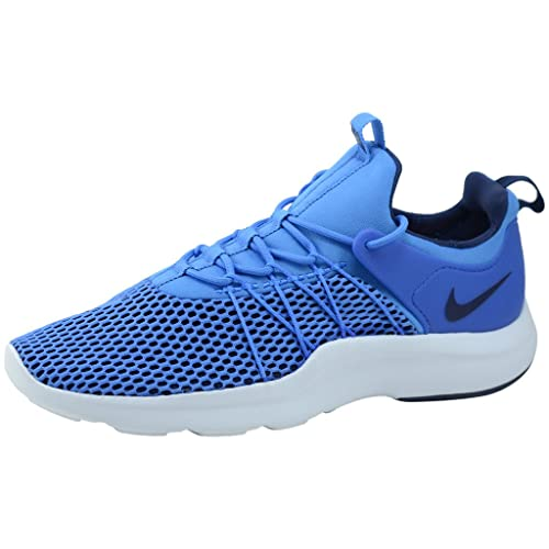bb9079002280 NIKE MEN BLUE RUNNING SPORTS SHOES NIKE DARWIN  Buy Online at Low Prices in  India - Amazon.in