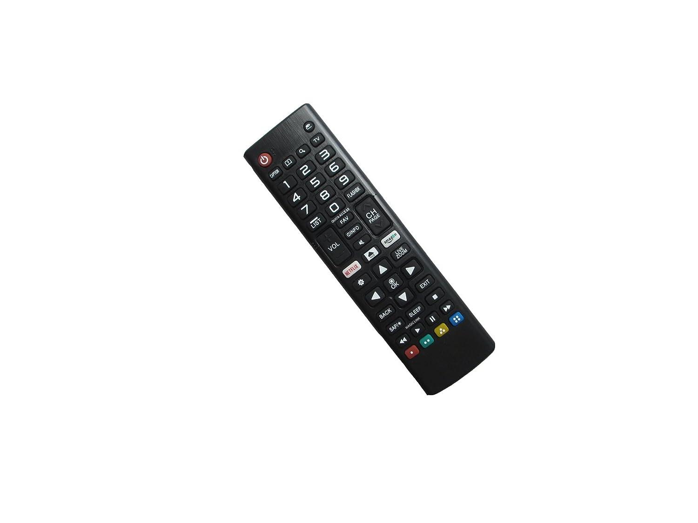 HCDZ Replacement Remote Control with Netflix Amazon Buttons for LG 43LK5700PUA 43LK5700BUA 50UK6350PUC 75UK6190PUB 70UK6190PUB 65UK6090PUA 4K HDR Smart LED Super UHD TV
