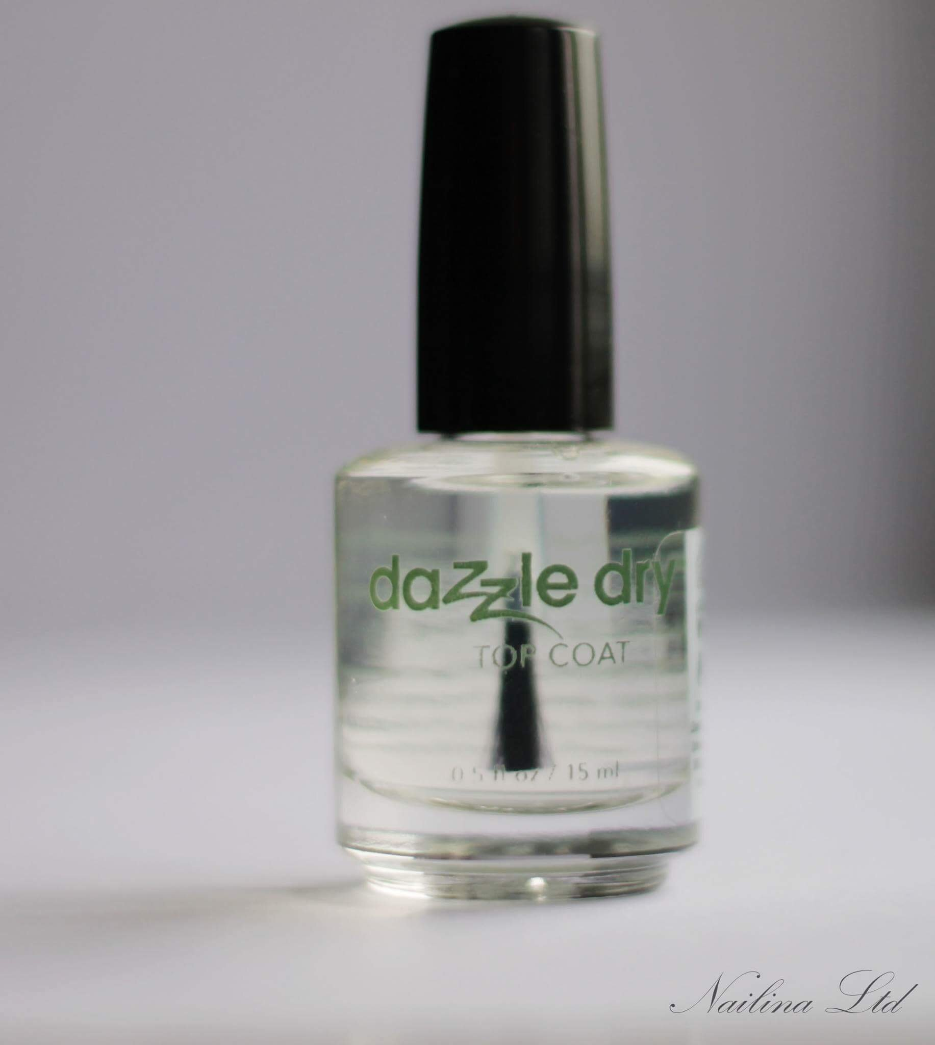 Amazon.com : Dazzle Dry Base Coat for Natural Nails, Prevents ...