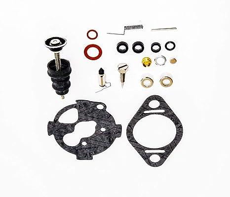 Amazon com: I-Joy Carburetor Rebuild Kit for Bendix Zenith
