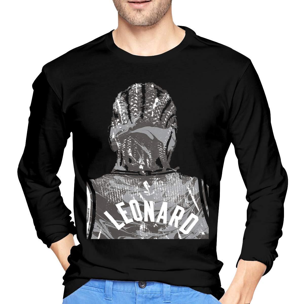 S Basketball Clothing Kawhi Though Leonard Shirt X