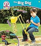 Big Dig Ride-on working Crane