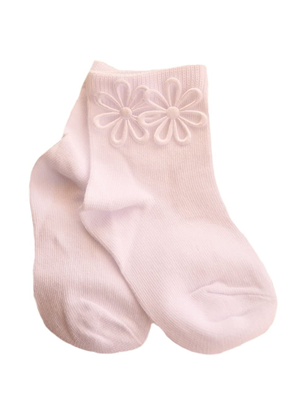 Haarband Socken Baby SET 48 50 56 62 68 74 80 86 92 R/üschen Stirnband Creme Taufe