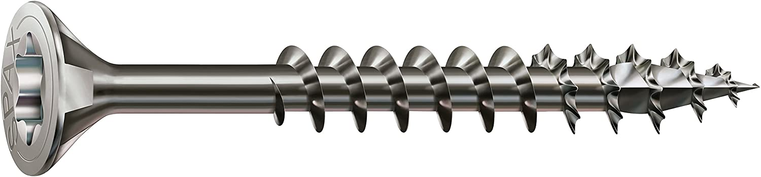 Spax 0/3487/000/5,0/90//02 - Tornillo para yeso (acero inoxidable V2A, 5 millimetros, 5x90mm) 197000500903