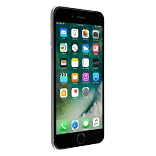 Apple iPhone 6s Plus 16GB Unlocked GSM 4G LTE Smartphone w/ 12MP Camera - Space Gray (Renewed)